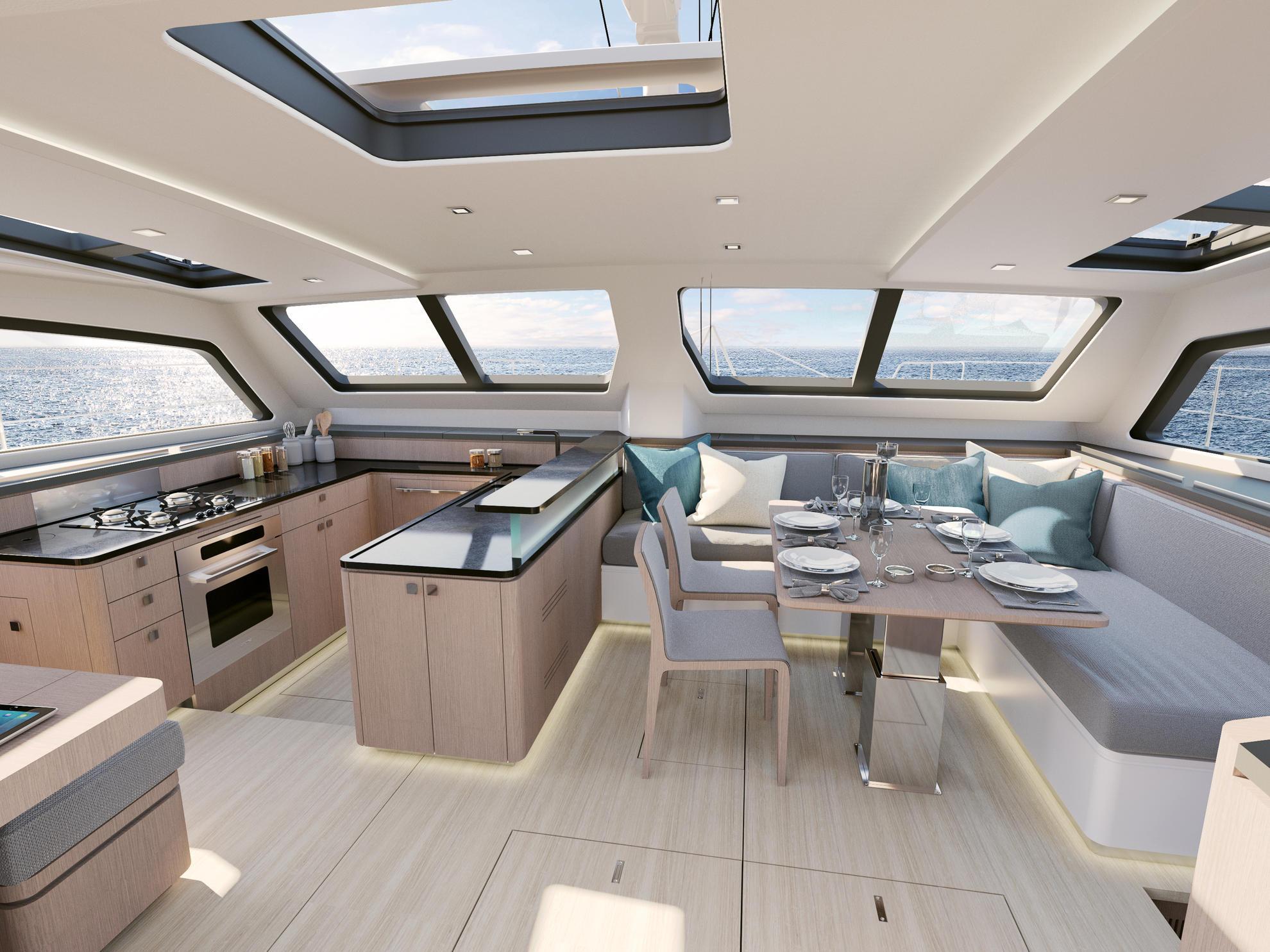 Redna Yachts Privilege 510-3