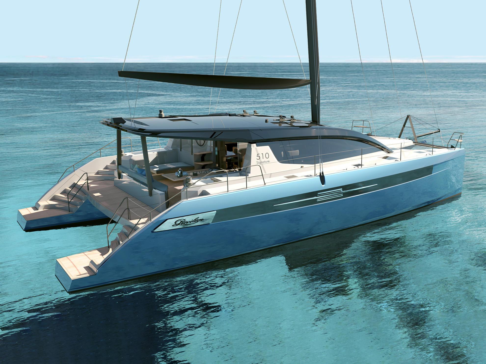 Redna Yachts Privilege 510-1