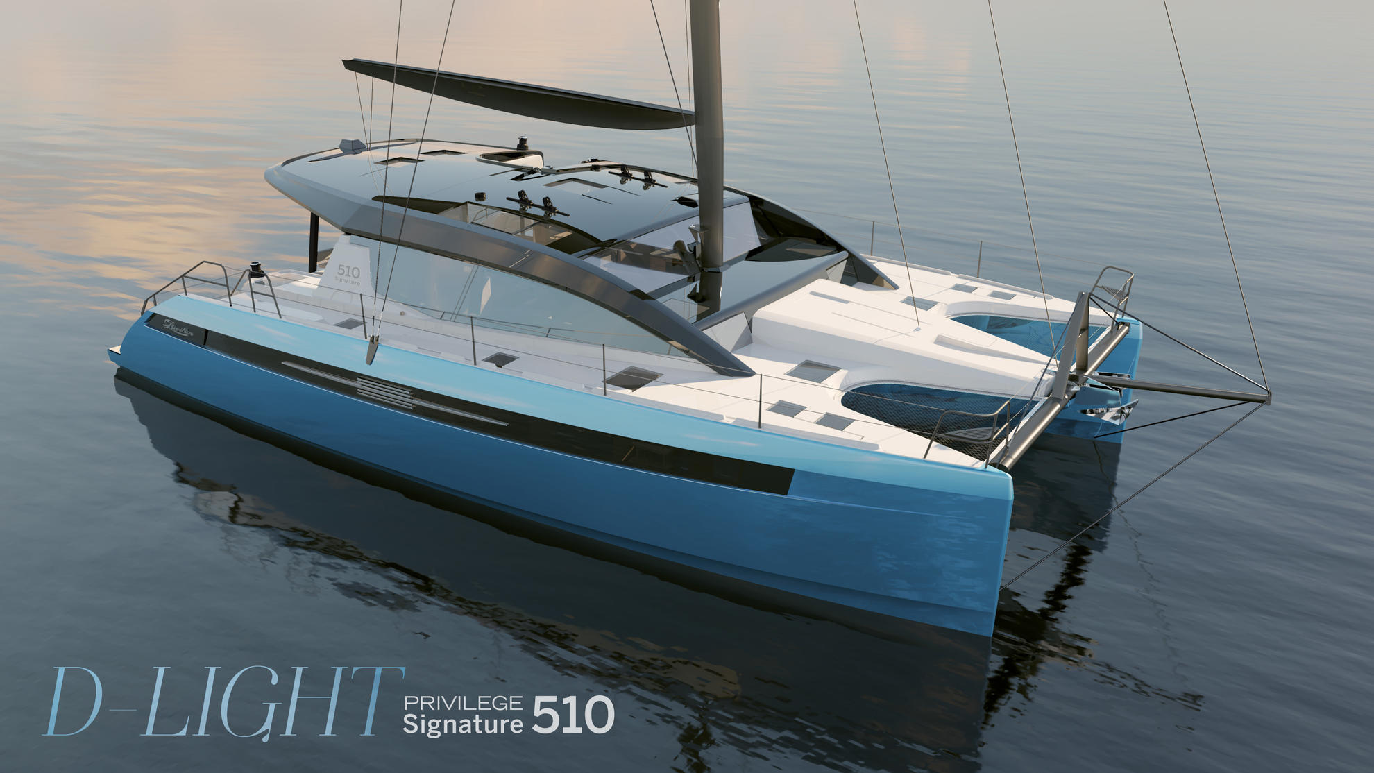 Redna Yachts Privilege 510-2