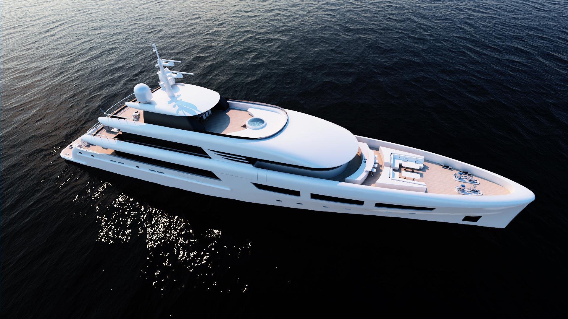 Redna Yachts Beira 61m