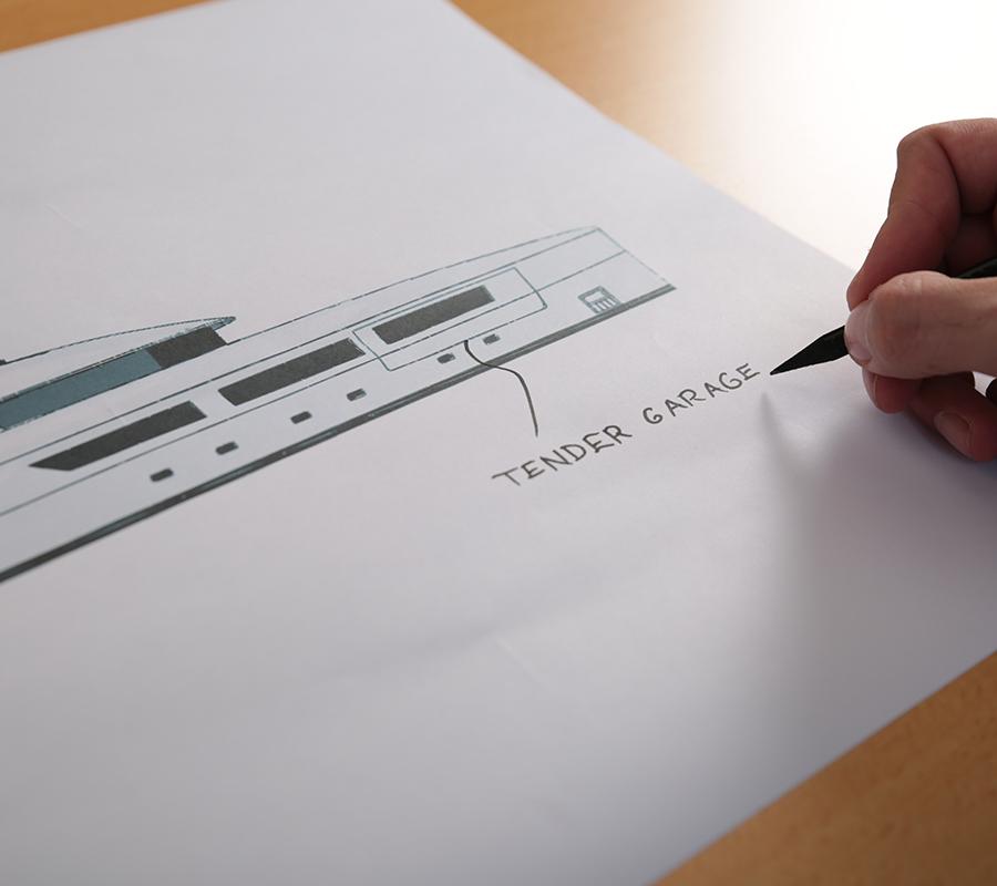 Redna Yachts Concept Design