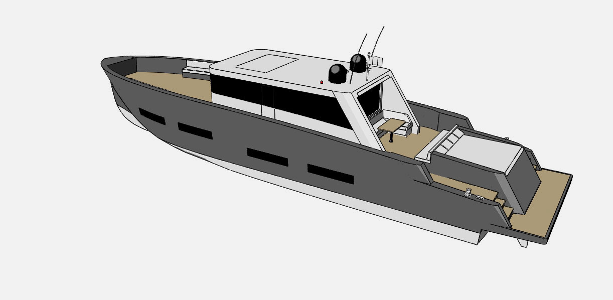Redna Yachts FL75 23m-1