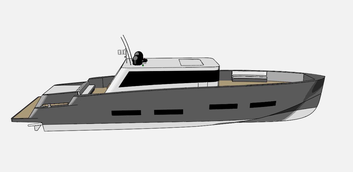 Redna Yachts FL75 23m-2