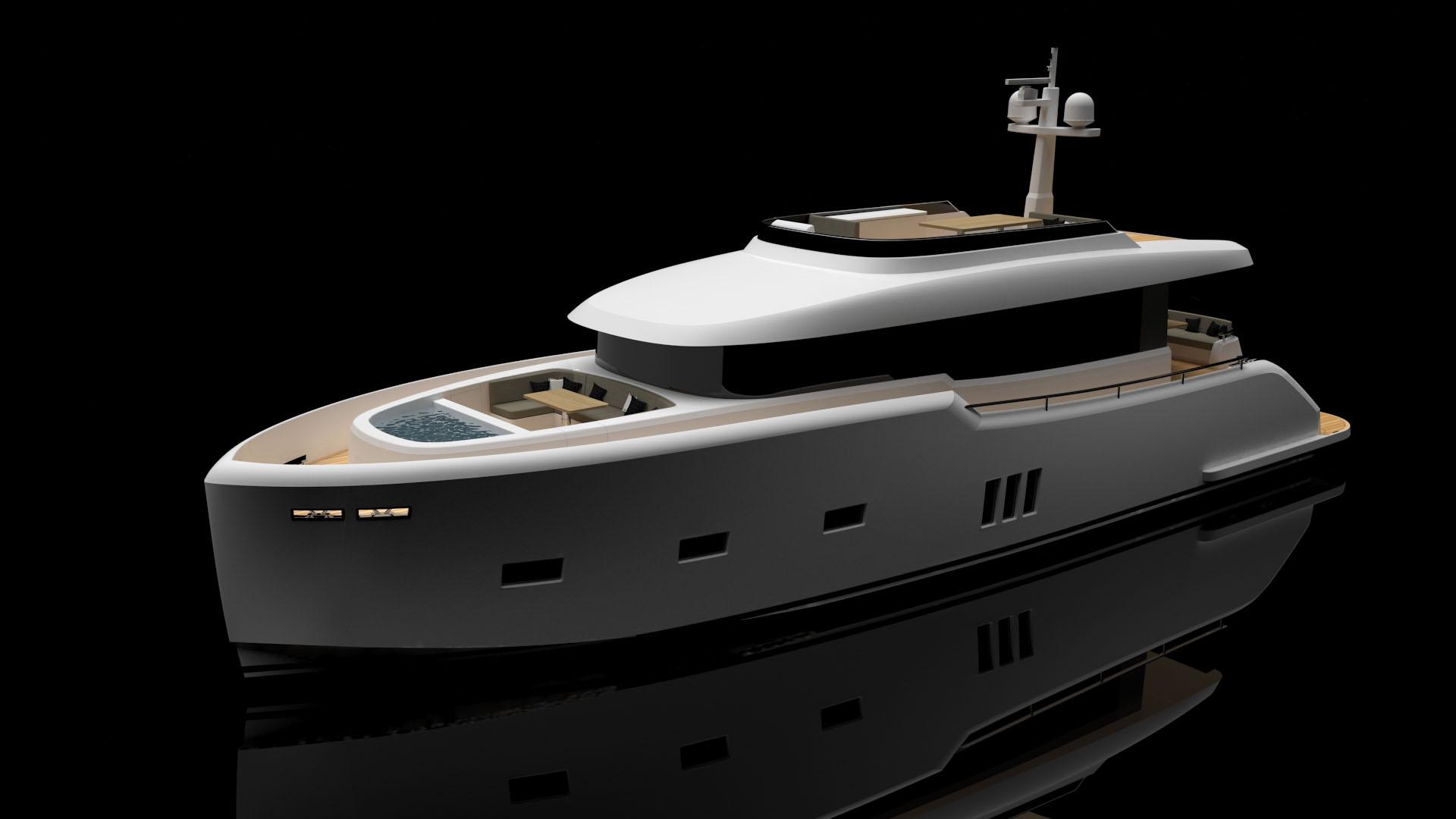 Redna Yachts MED 22m-3