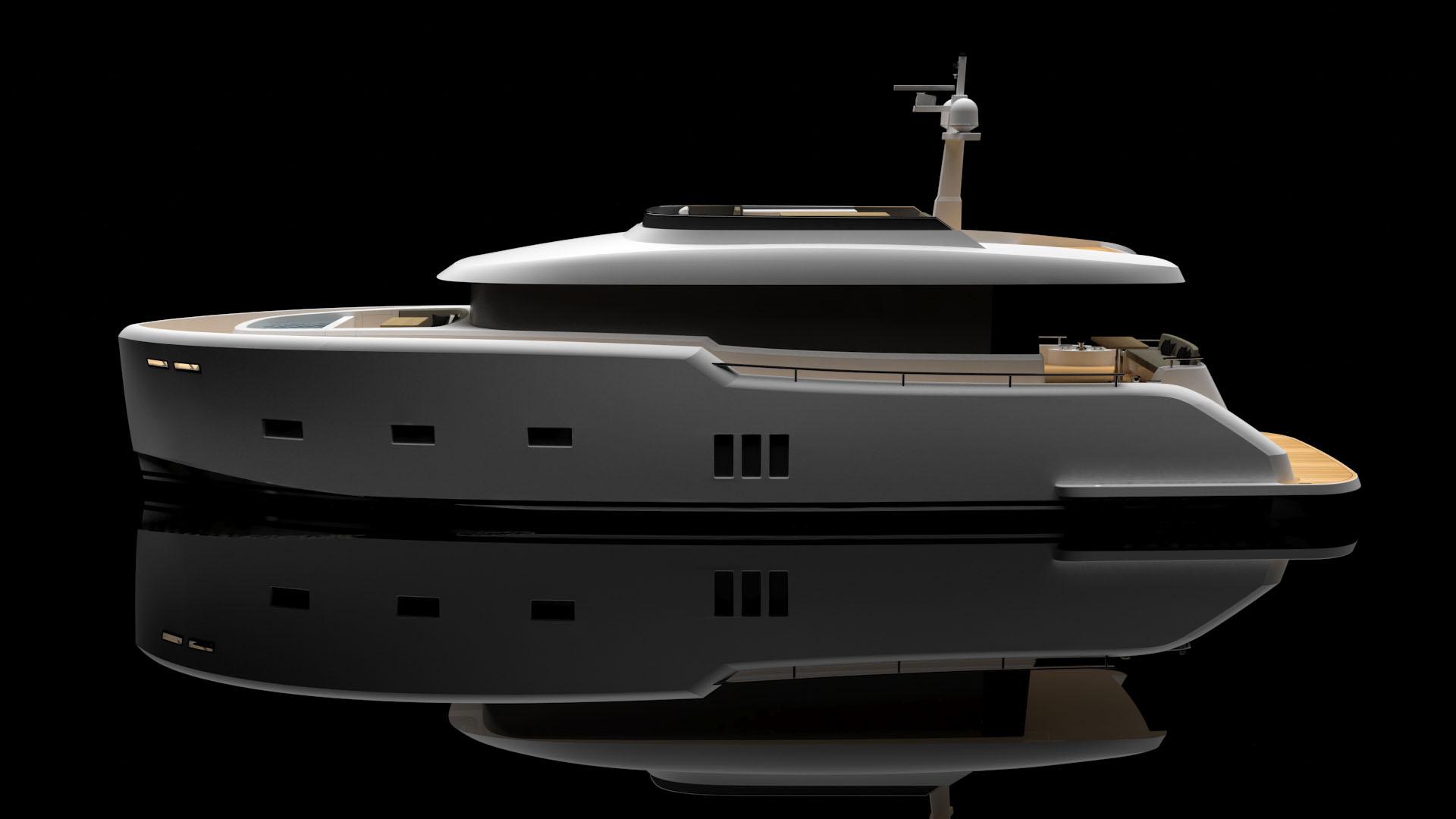 Redna Yachts MED 22m-4