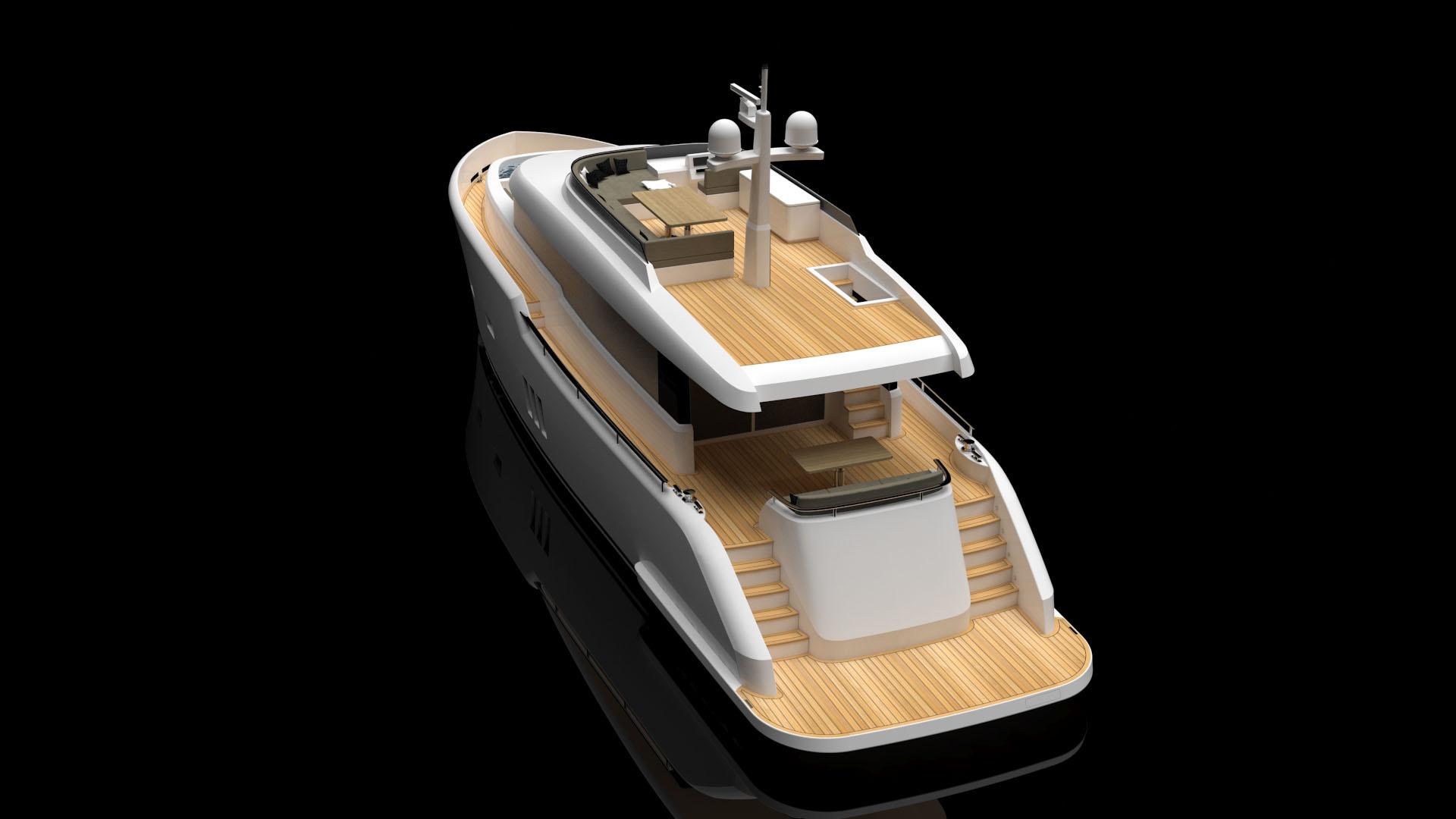 Redna Yachts MED 22m-5