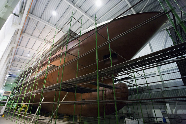 Redna Yachts New Build Shipyard Selection