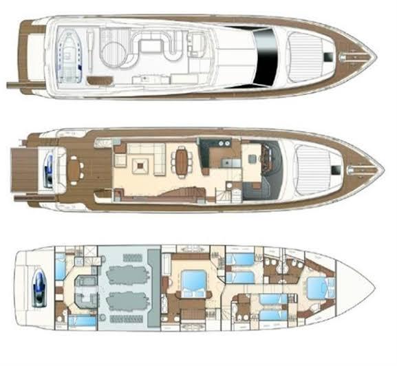 Redna Yachts 830-10