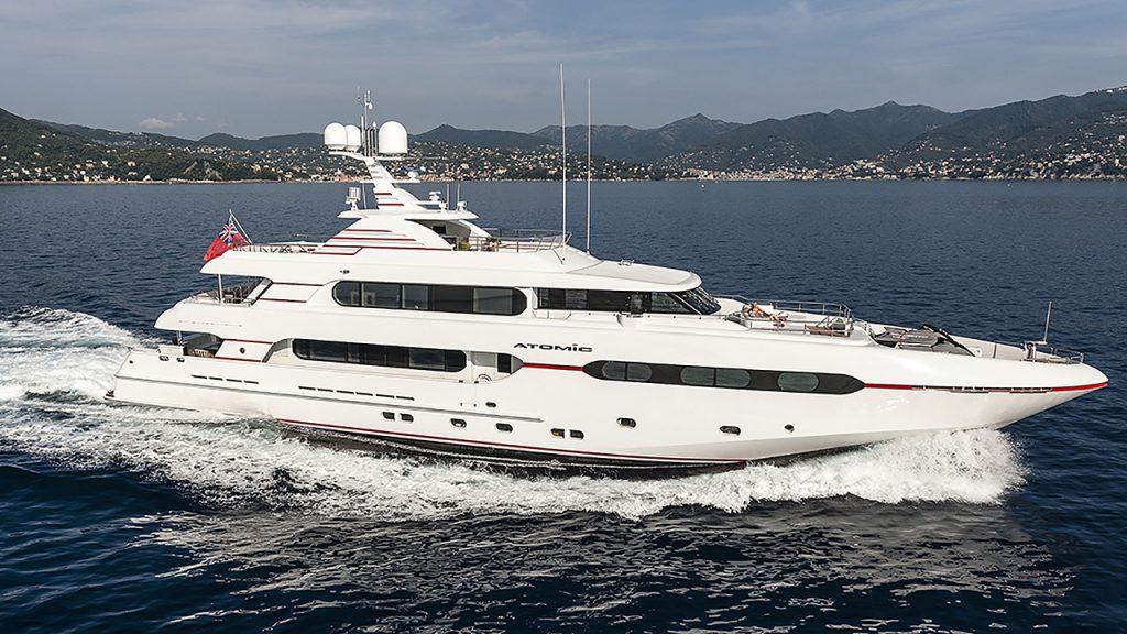 Redna Yachts Atomic-1