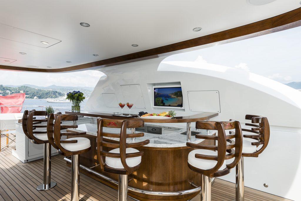Redna Yachts Atomic-4