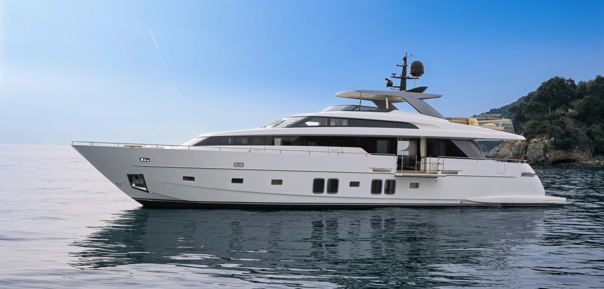 Redna Yachts Be-1