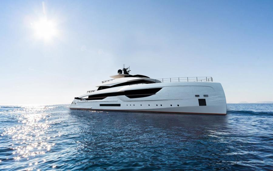 Redna Yachts Blue-1