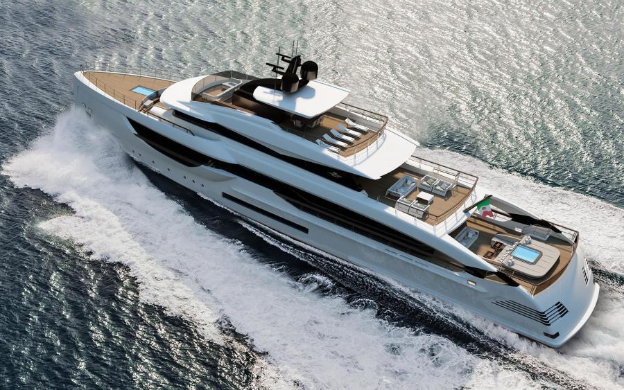 Redna Yachts Blue-2