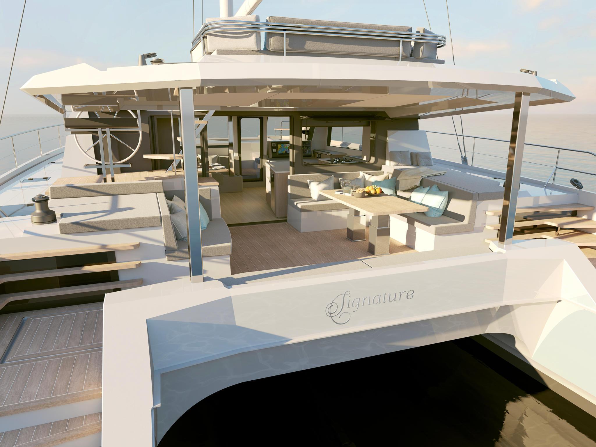 Redna Yachts Privilege 580-2