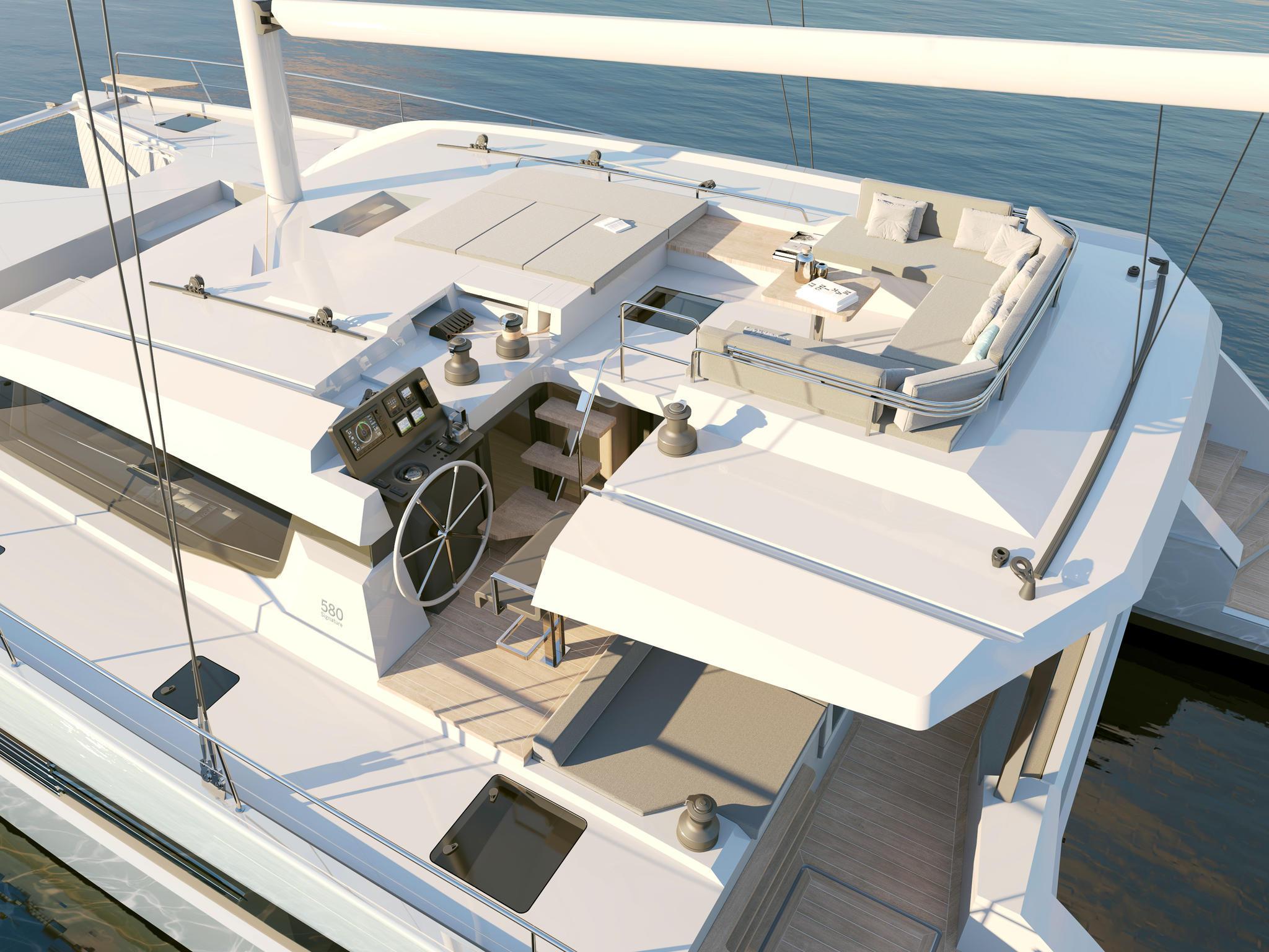 Redna Yachts Privilege 580-3