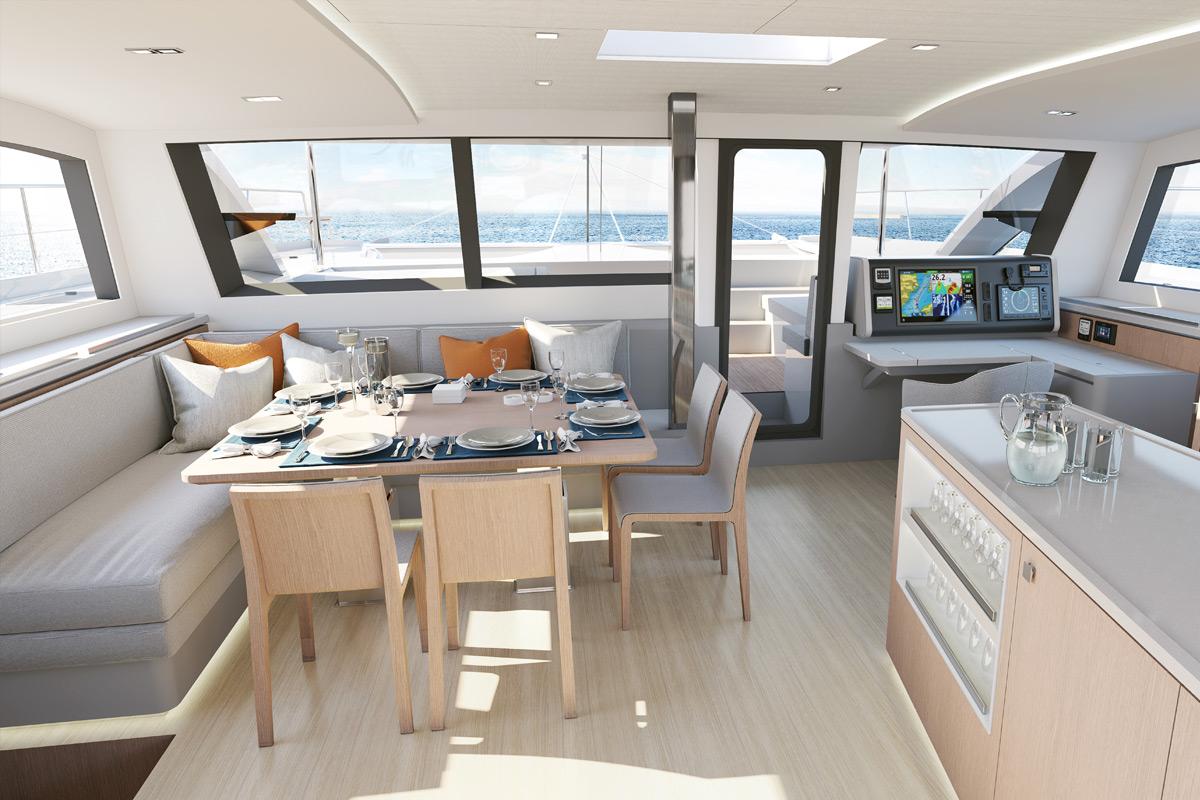 Redna Yachts Privilege 580-4