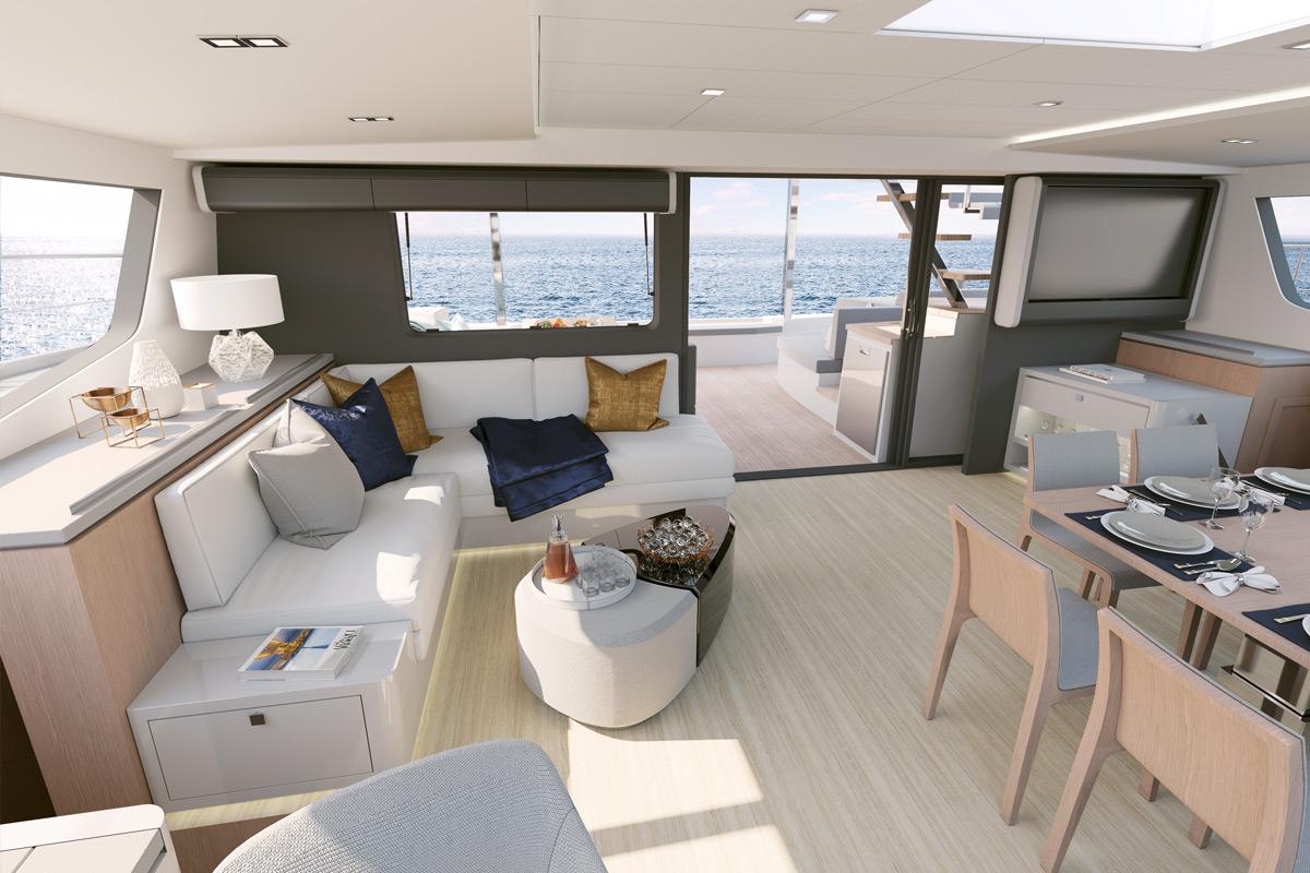 Redna Yachts Privilege 580-5