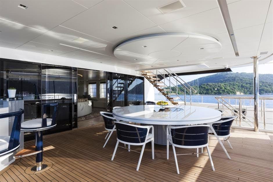 Redna Yachts Quinta-8