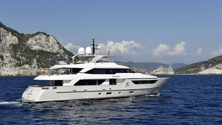 Redna Yachts T-1